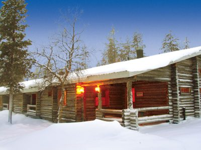 Santa's Christmas Cabins – 4 bedroom