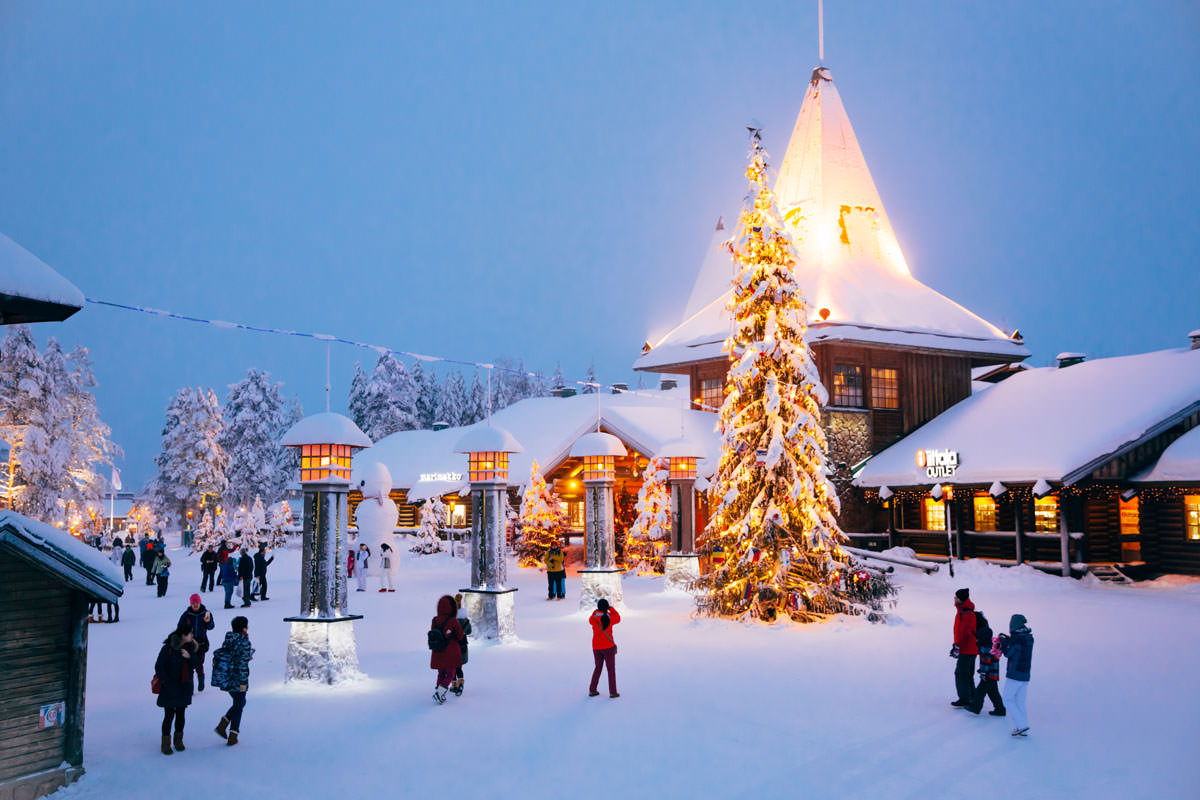Trips to Lapland