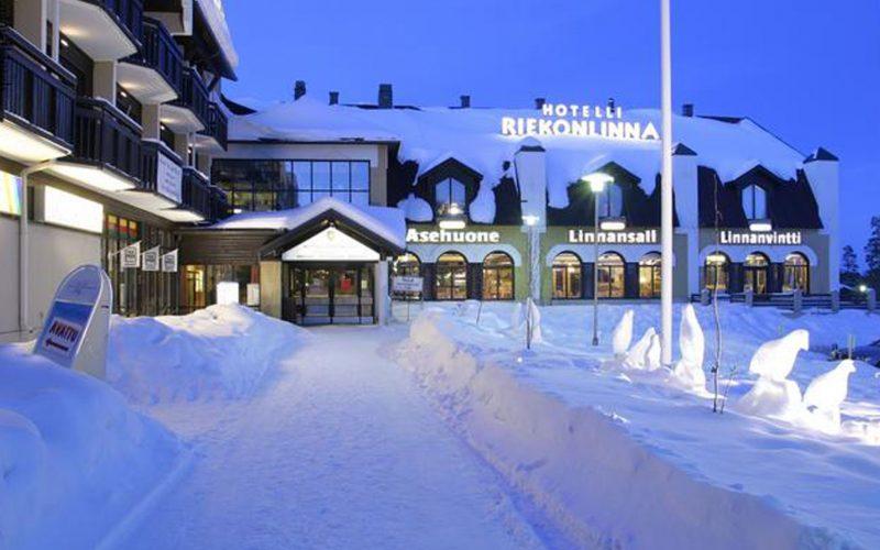 Hotel Riekonlinna